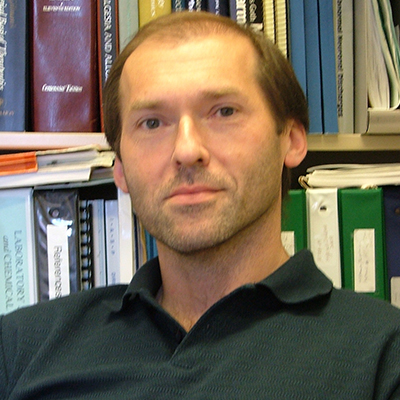Igor Spigelman, Ph.D.
