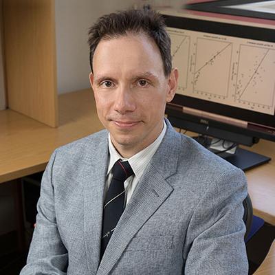 Steve Horvath, Ph.D., Sc.D.