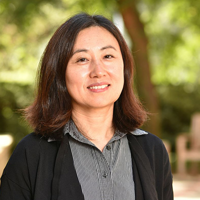 Professor and data scientist Xia Yang finds patterns that can improve our health