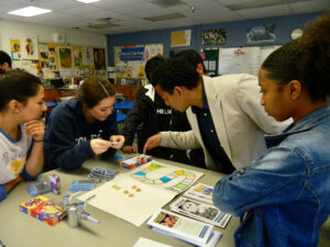 Drug abuse and society outreach group learning